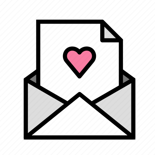 letterof, love, marriage, party, romance, wedding icon