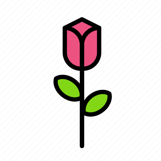 love, marriage, party, rose, wedding icon
