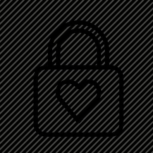 lockthe, love, marriage, party, romance, wedding icon