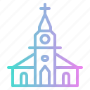 architecture, chapel, christian, church, love, religion, temple icon