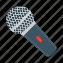 microphone, mike, speaker, wedding