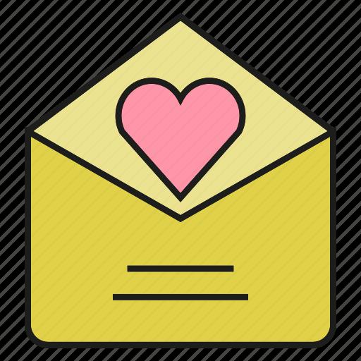 heart, love, valentine, wedding icon