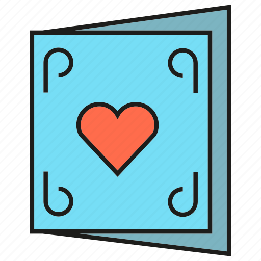 Card, heart, love icon - Download on Iconfinder