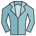 cloth, garment, shirt, suit icon