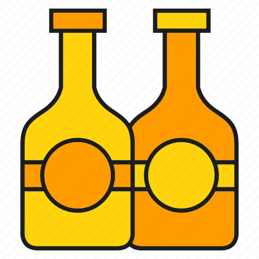 alcohol, beer, beverage, bottles, drinks, liquor icon