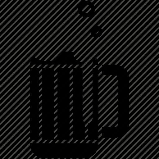 alcohol, beer, beverage, bottle, drink, glass, mug icon