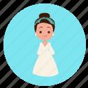 bride, dress, fiance, wedding, wedding dress, wedding icon, woman icon