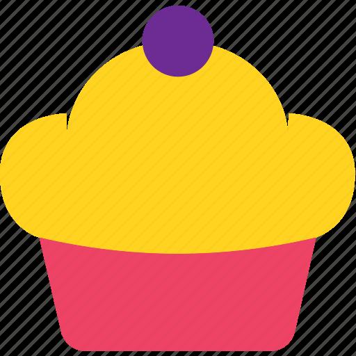 cake, cupcake, set, sweet, wedding icon