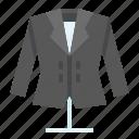 ceremony, fashion, marriage, romance, suit, wedding icon