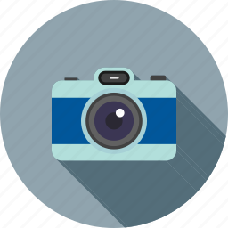 camera, film, lens, photographic, professional, video, zoom icon