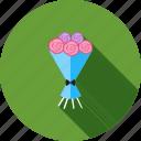 beautiful, beauty, bouquet, flower, flowers, green, nature icon