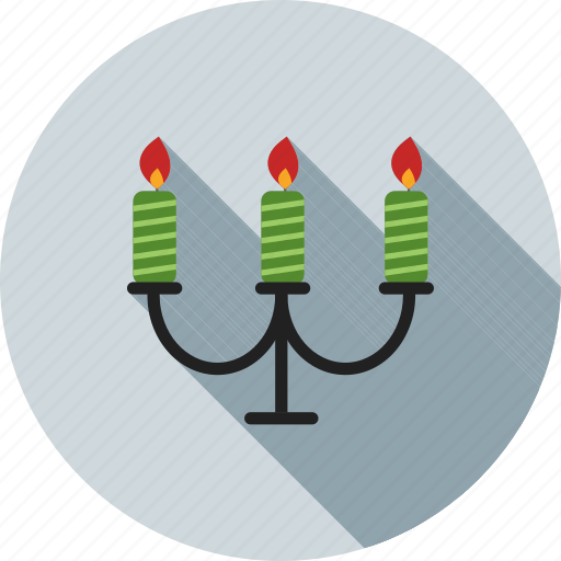 birthday, candles, celebration, church, decoration, flame, light icon