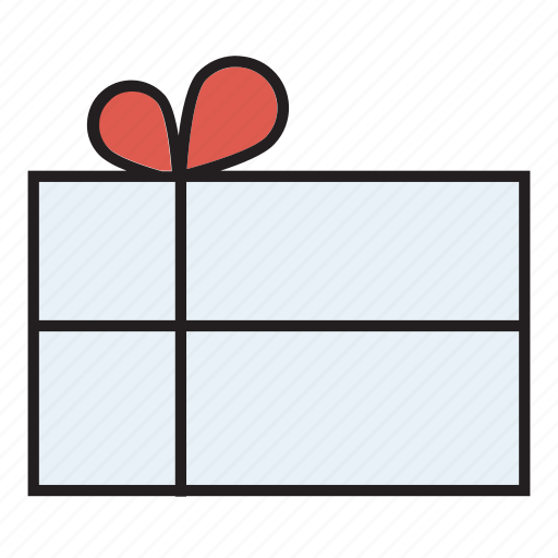gift, present, presents, registry, wedding icon