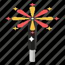celebration firecracker, entertainment, firecracker, fireworks, party celebration, sparkler icon