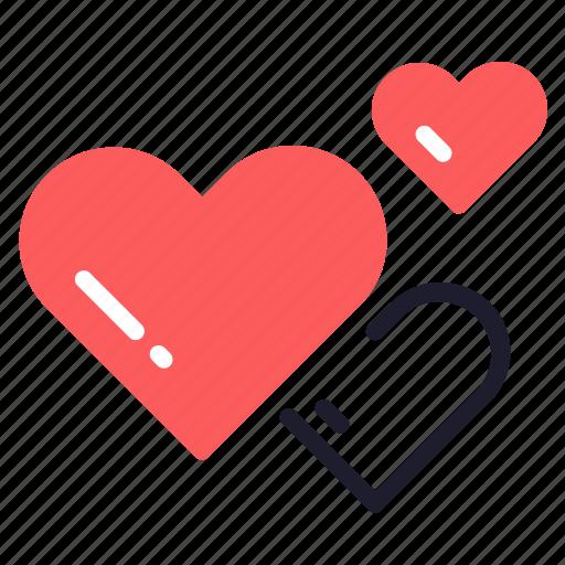 Heart, love, marriage, romance, valentine, wedding icon - Download on Iconfinder