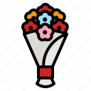 bouquet, flower, love, floral