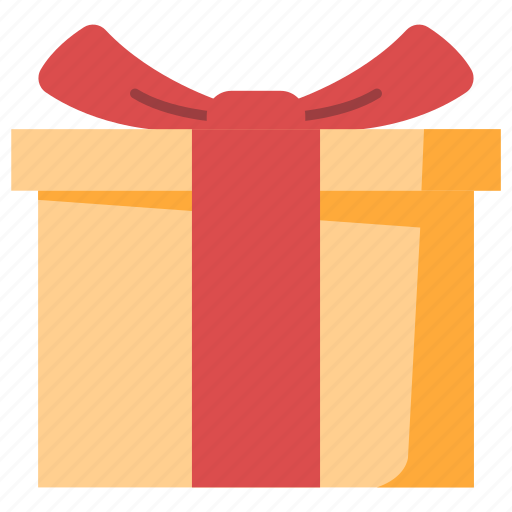 anniversary, gift, package, present, surprise, wedding, wrapping icon
