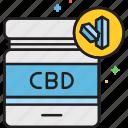 cannabis, cbd, crystals, cbd crystals, drug
