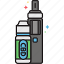 cbd, cbd oil, smoking, vape, vaping