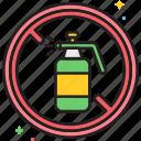 no pesticide, pesticide free, poison, pesticide, spray