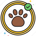 pet, pet care icon