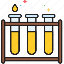 experiment, lab, research, test, test tube, testing icon