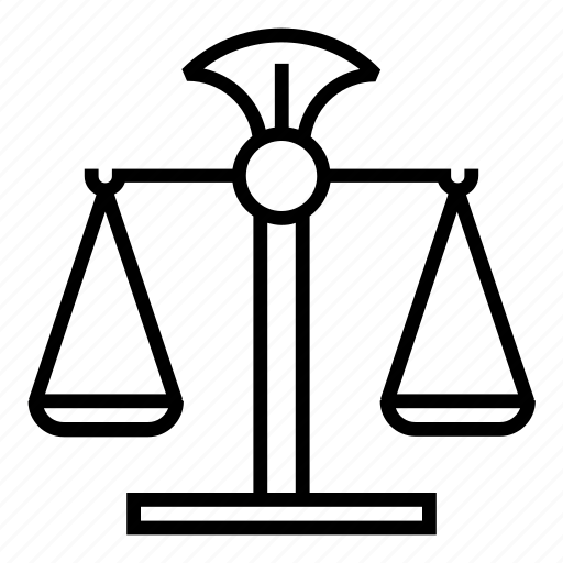 justice, scale, scales, weigh, weighing, weight icon