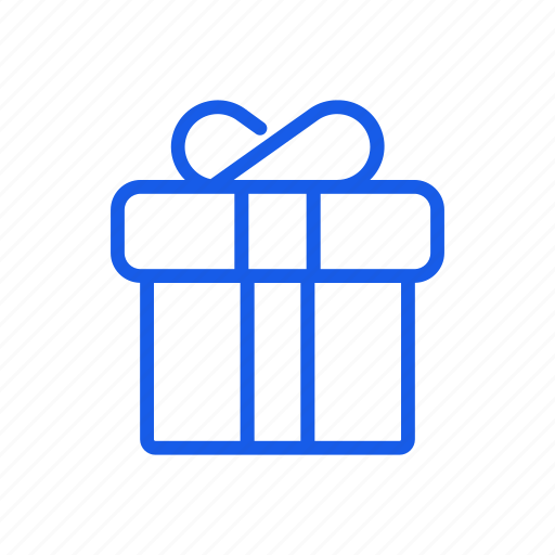 charity, donation, gift, present icon