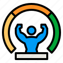 bmi, body, mass, scale, weight icon