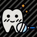 dentist, health, care, check, mark