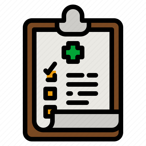 Health, report, hospital, medical, clinic icon - Download on Iconfinder