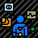 healthcare, human, test, body, examination