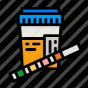 urine, jar, test, laboratory, analysis