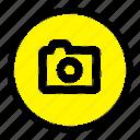 basic, camera, image, ui icon