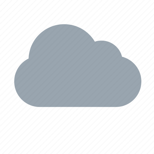 cloud, cloudy, weather forecast, wheater icon