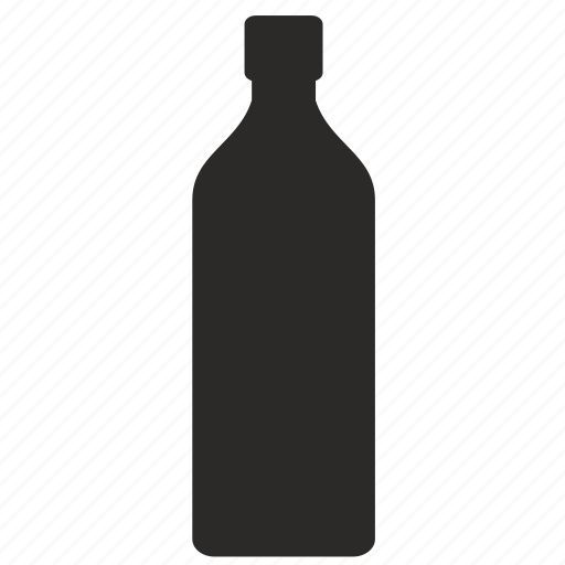 alcohol, bottle, form, liter, whiskey, whisky icon