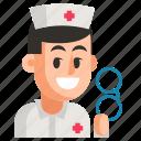avatar, job, man, optician, profession, user, work