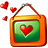 love, picture icon