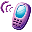 call, cell, cellphone, mobile, phone, ringtone icon