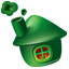 community, home, house icon