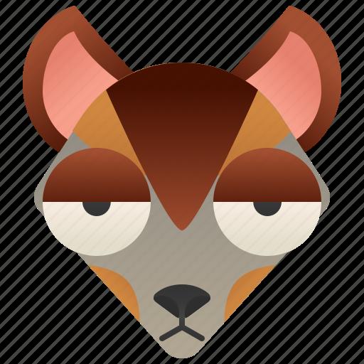 canine, dog, jackal, wild, wolf icon