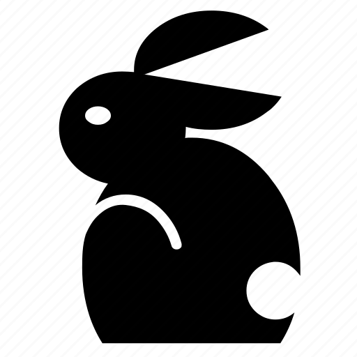 bunny, forest, hare, jungle, nature, rabbit, wild icon