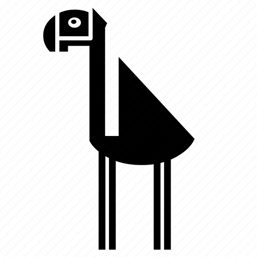 africa, animal, asia, camel, desert, nature, wild icon