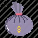 bag, of, money