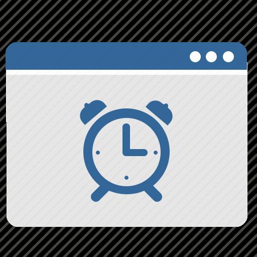 alarm, beeper, clock, time, ui, window icon