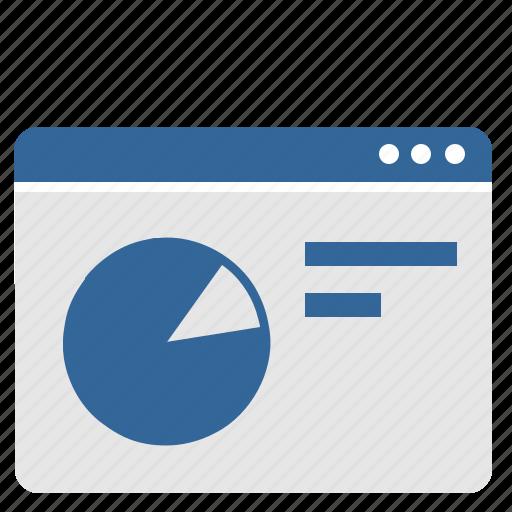 data, diagramm, economic, report, statistics, window icon