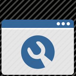 configurate, instrument, options, ui, window icon