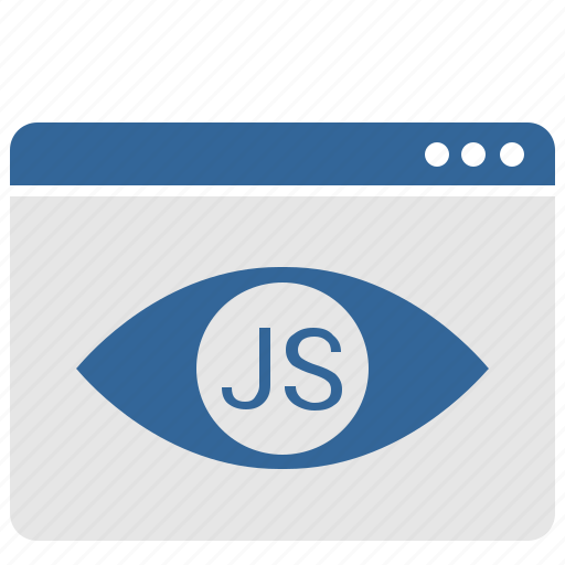 javascript, js, technology, ui, window icon