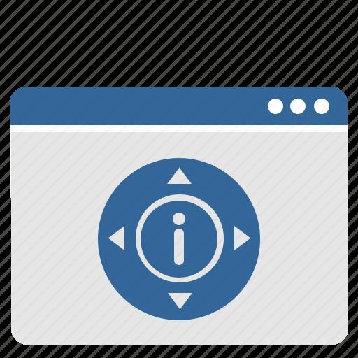 channels, menu, round, ui, window icon