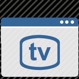 label, tv, ui, window icon